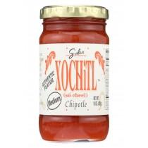 Xochitl Salsa Chipotle Medium - Case Of 6 - 15 Oz.