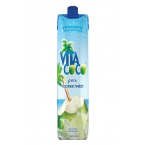 Vita Coco Coconut Water - Pure - Case Of 12 - 1 Liter