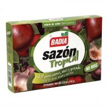 Badia Spices Sazon Tropical - Case Of 15 - 3.52 Oz.