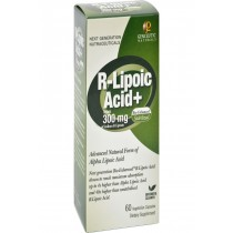 Genceutic Naturals R-lipoic Acid Plus - 300 Mg - 60 Vcaps
