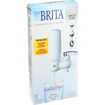 Brita Advanced Faucet Filtration System - White - 1 Count