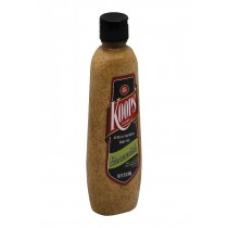 Koop's Mustard Horseradish - Case Of 12 - 12 Oz.