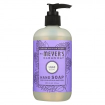 Mrs. Meyers Clean Day - Liquid Hand Soap - Lilac - Case Of 6 - 12.5 Fz