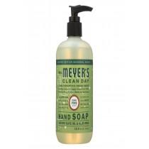 Mrs. Meyers Clean Day - Liquid Hand Soap - Iowa Pine - Case Of 6 - 12.5 Fz