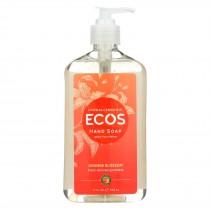 Earth Friendly Hand Soap - Orange Blossom - Case Of 6 - 17 Fl Oz