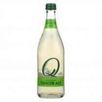 Q Drinks Ginger Ale - Case Of 6 - 16.9 Fl Oz