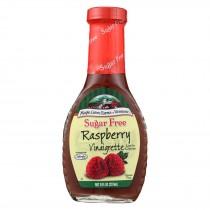Maple Grove Farms Vinaigrette Dressing - Raspberry - Case Of 12 - 8 Oz.