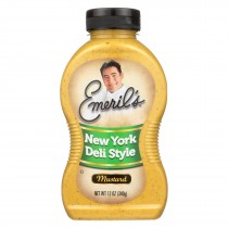 Emeril Mustard - New York Deli Style - Case Of 12 - 12 Oz.
