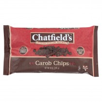 Chatfield's Dairy Free Carob Morsels - Case Of 12 - 12 Oz