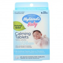 Hylands Homeopathic Calming Tablets -baby - 125 Tab