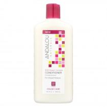 Andalou Naturals Color Care Conditioner -1000 Roses Complex - 11.5 Fl Oz