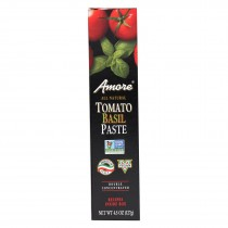 Amore Tomato Basil Paste - Case Of 12 - 4.5 Oz