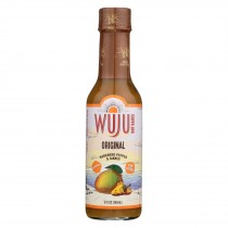 Wuju Hot Sauce - Original - Case Of 6 - 5 Oz.