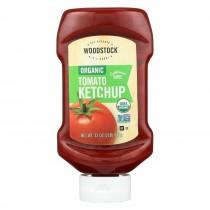 Woodstock Organic Tomato Ketchup -32 Oz.