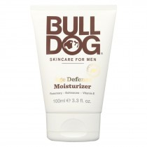 Bulldog Natural Skincare Moisturizer - Age Defense - 3.3 Fl Oz