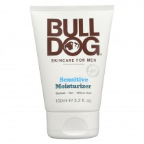 Bulldog Natural Skincare Moisterizer - Sensitive - 3.3 Fl Oz