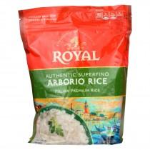 Royal Rice - Arborio - Case Of 6 - 2 Lb.
