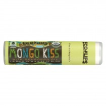 Mongo Kiss - Lip Balm - Organic - Unflavored - Case Of 15 - .25 Oz