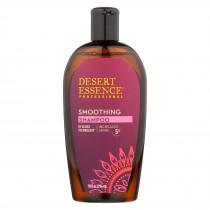 Desert Essence Shampoo -smoothing - 10 Fl Oz