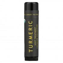 Cocokind Moisture Stick - Organic - Spot Treatment - Tumeric - Case Of 12 - .5 Oz