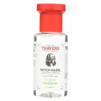 Thayers Witch Hazel Astringent - Cucumber - Case Of 24 - 3 Fl Oz
