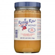 Really Raw Honey - Unheated, Unstrained - 1 Each - 42 Oz.