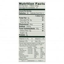 Manischewitz Thin Matzo Cracker - Salted - Case Of 12 - 10 Oz.