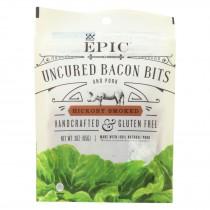 Epic Bites - Bacon - Hickory Smoked - Case Of 10 - 3 Oz