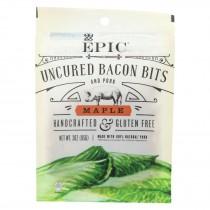 Epic Bites - Maple Bacon - Case Of 10 - 3 Oz