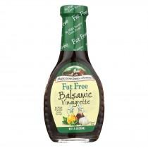Maple Grove Farms Fat Free Balsamic Vinaigrette Dressing - Case Of 12 - 8 Oz.