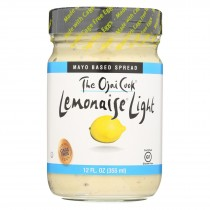 The Ojai Cook All Natural - Lemonaise Light - Case Of 6 - 12 Oz.