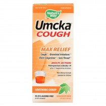 Nature's Way Umcka Syrup - Cough Max - 4 Oz