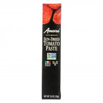 Amore Sun Dried Tomato Paste Tube - Case Of 12 - 2.8 Oz