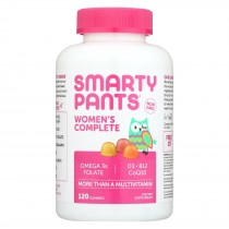 Smartypants Women's Complete - 120 Count