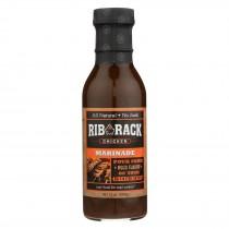 Rib Rack Dry Rub - Original - Case Of 6 - 14 Oz.