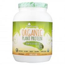 Plantfusion Plant Protein - Organic - Vanilla Chai - 2 Lb