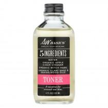 S.w. Basics - 5 Ingredients Toner - 4 Fl Oz.