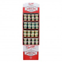 Bob's Red Mill - Display - Oatmeal Cups - 4 Varieties - Case Of 96 - Count