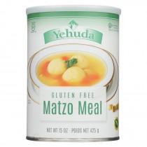 Yehuda Matzo - Passover - Gluten Free - Case Of 12 - 15 Oz