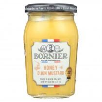 Bornier - Mustard - Honey - Case Of 6 - 8.3 Oz.