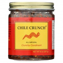 Chilic Crunch - Crunchy Condiment - Case Of 6 - 8 Oz.