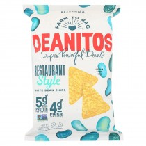 Beanitos - White Bean Chips - Restaurant Style - Case Of 6 - 5 Oz.