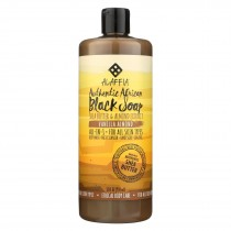 Alaffia - African Black Soap - Vanilla Almond - 32 Fl Oz.