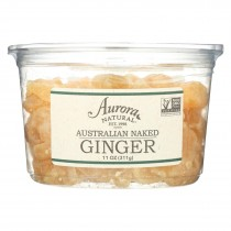 Aurora Natural Products - Australian Naked Ginger - Case Of 12 - 11 Oz.