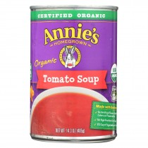 Annie's Homegrown - Organic Tomato Soup - Case Of 8 - 14.3 Oz.