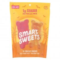 Smartsweets - Gummy Bears Halloween - Case Of 12 - 15 Ct