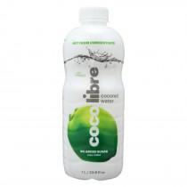 Coco Libre - Pure Coconut Water - Case Of 12 - 33.8 Fl Oz.