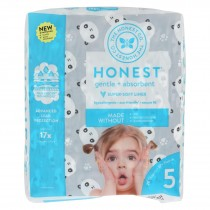 The Honest Company - Diapers Size 5 - Pandas - 20 Count