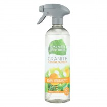 Seventh Generation - Granite Cleaner - Madarin Orchard - Case Of 8 - 23 Fl Oz.