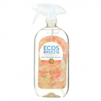Ecos - Odor Eliminator - Magnolia And Lily - Case Of 6 - 20 Fl Oz.